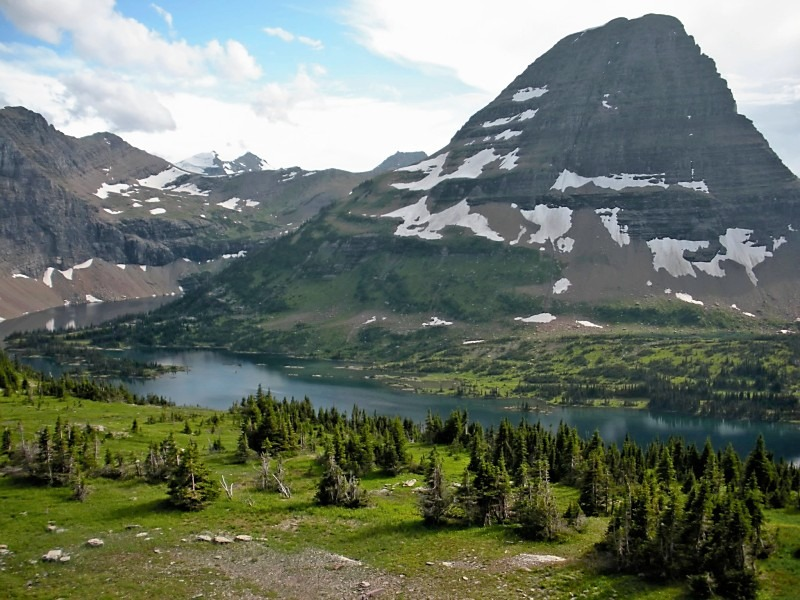 Montana – Glacier National Park's Hidden Lake Trail