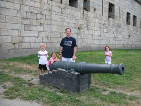 Rhode Island – Fort Adams State Park