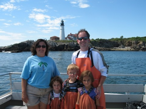 Maine – Lobster Boat Cruise