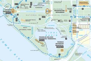 DC-Memorials-Map