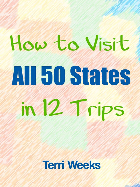 How to Visit All 50 States in 12 Trips