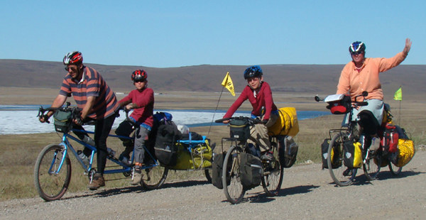 Changing Gears - Dalton Highway 1