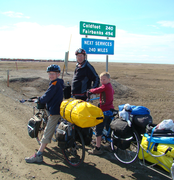 Changing Gears Dalton Highway 2