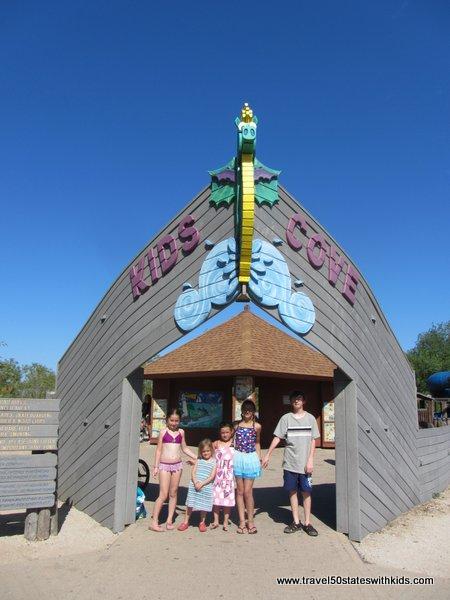 Kids Cove Playground North Beach Racine