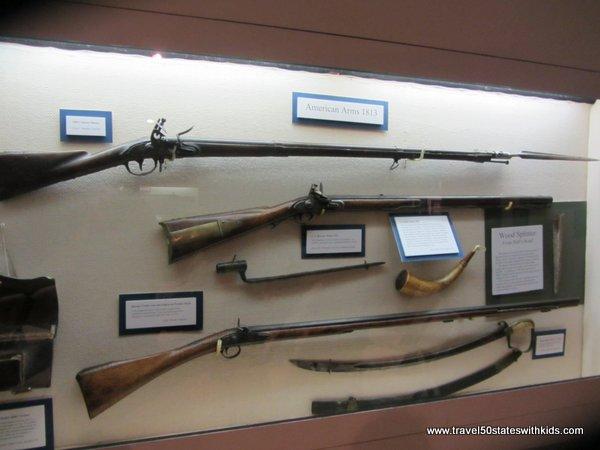 River Raisin NBP American Weapons