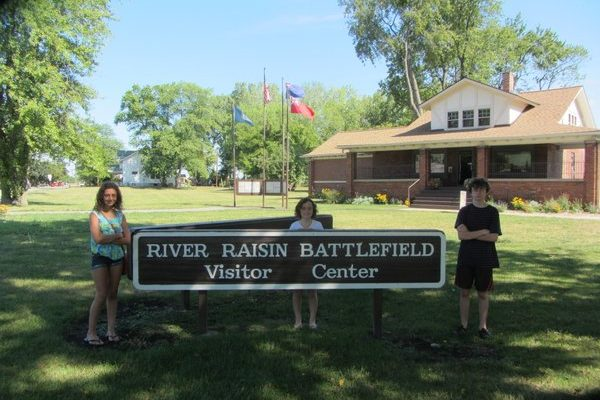 Michigan – River Raisin National Battlefield Park