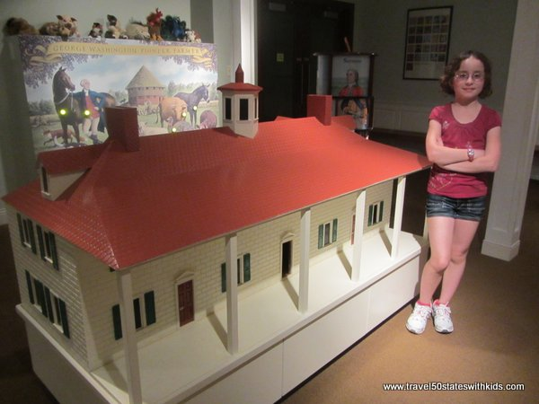 Mount Vernon Hands-On History room