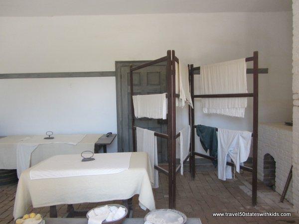 Mount Vernon Wash House