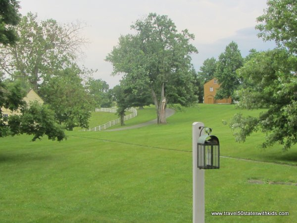 Shaker Village Grounds 3