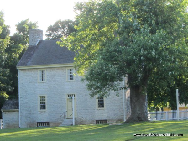 Shaker Village Grounds 5