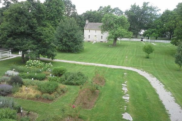 Kentucky – Shaker Village of Pleasant Hill