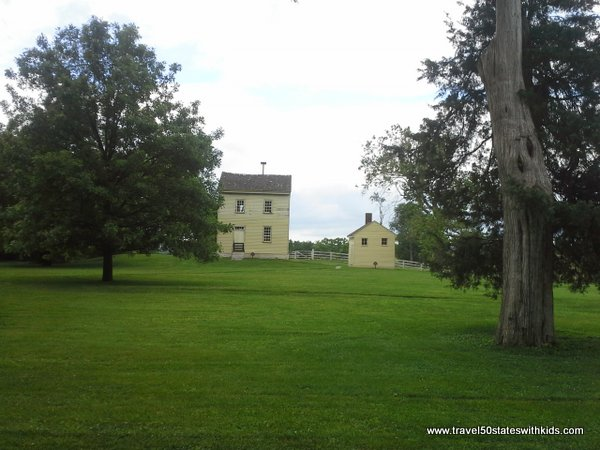Shaker Village grounds 1
