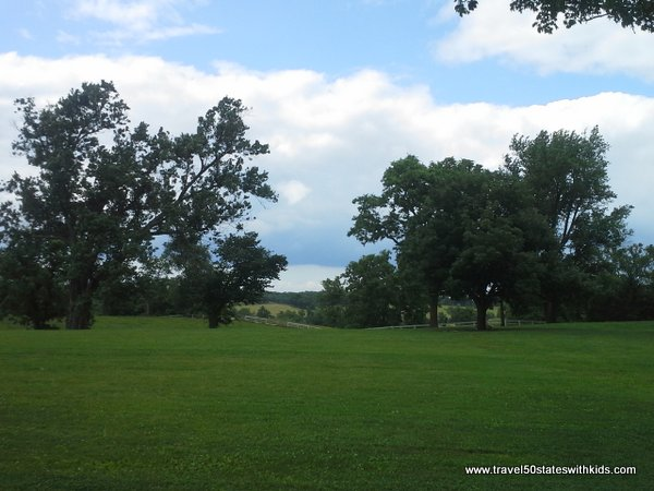 Shaker Village grounds 2