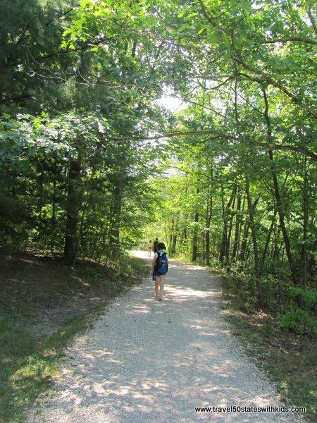 Trails at Holden Arboretum