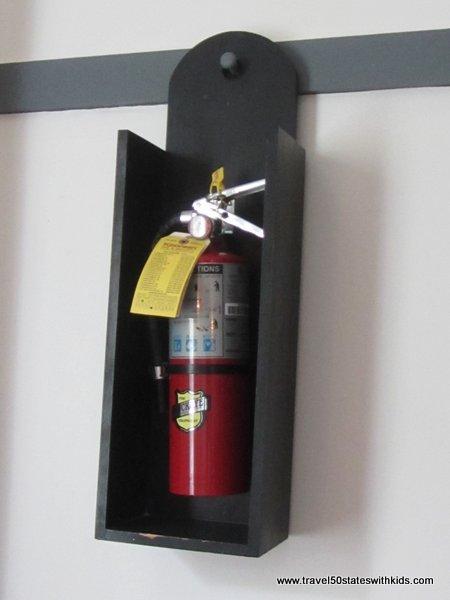 Shaker Fire Extinguisher