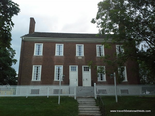 Shaker Village West Family Dwelling