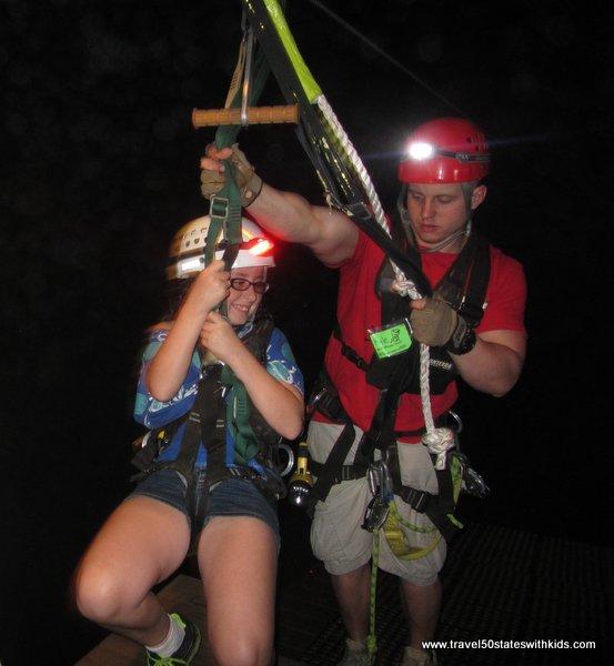 Landing - Louisville MEGA Zips