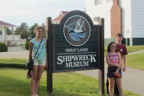Michigan – Great Lakes Shipwreck Museum