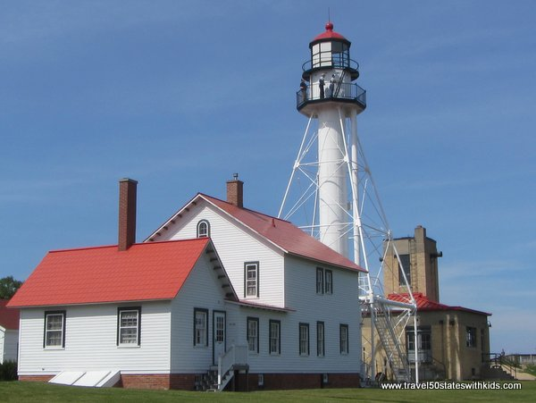 Great Lakes Shipwreck Museum and Whitefish Point Lighthouse