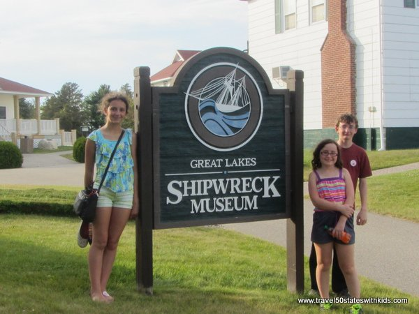 Great Lakes Shipwreck Museum