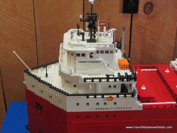LEGO Edmund Fitgerald