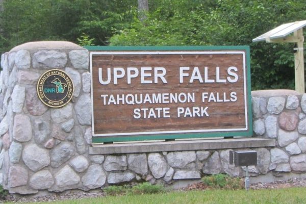 Michigan – Tahquamenon Falls State Park