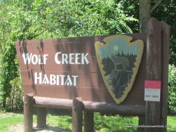 Wolf Creek Habitat Brookville Indiana