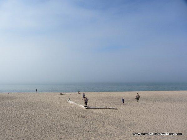 Beach in Grand Marais