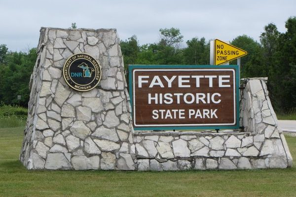 Michigan – Fayette Historic State Park