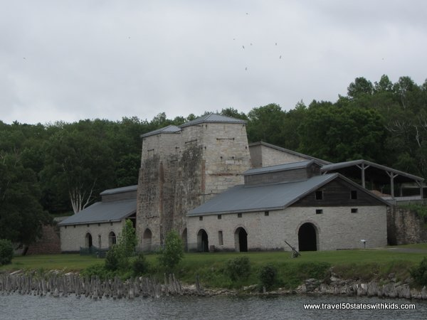 Furnace Complex at Fayette Historic Park