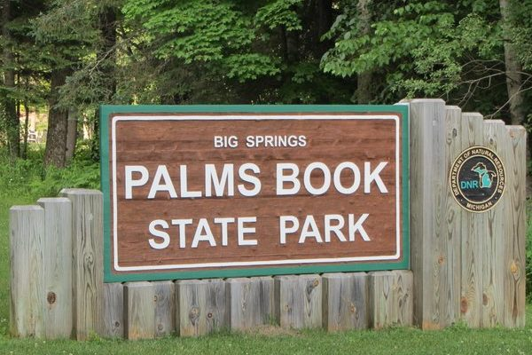 Michigan – Palms Book State Park a.k.a. Kitch-iti-Kipi