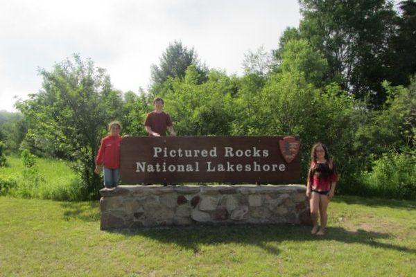 Michigan – Pictured Rocks National Lakeshore