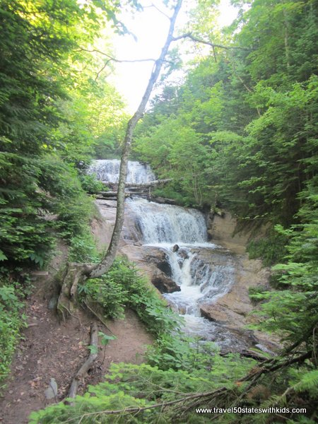 Sable Falls - Pictured Rocks National Lakeshore