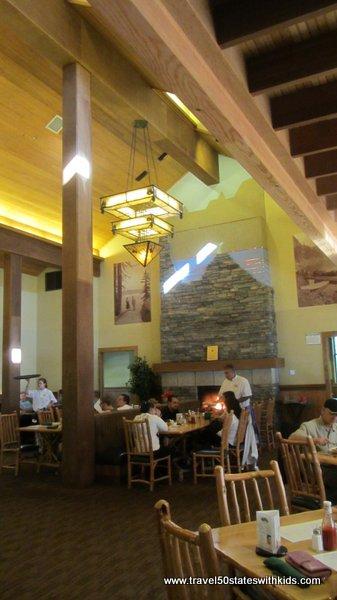 Annie Creek Restaurant at Crater Lake National Park