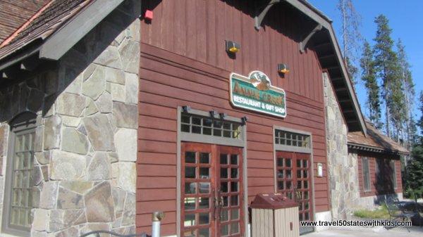 Crater Lake Annie Creek