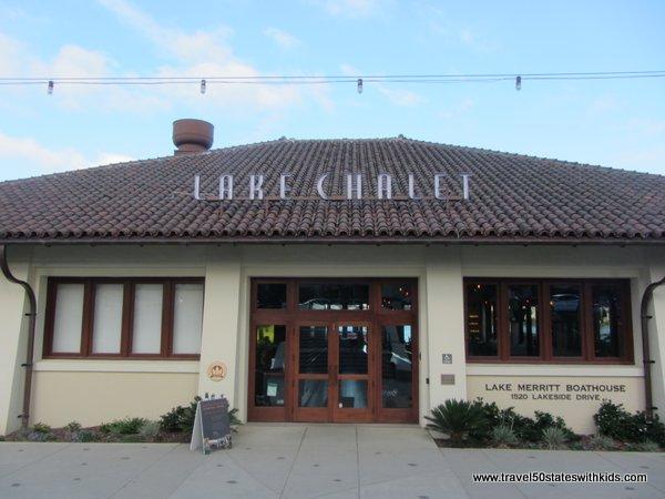Lake Chalet Oakland