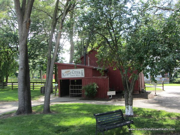 Amish Acres Cider Mill