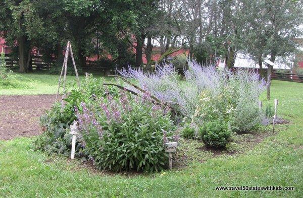 Amish Acres Garden