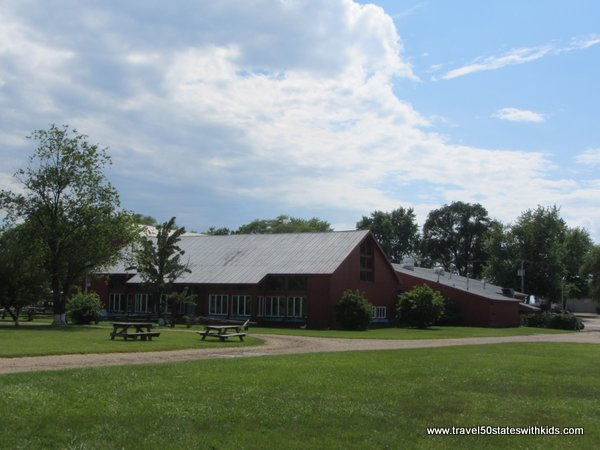 Amish Acres Restaurant Barn