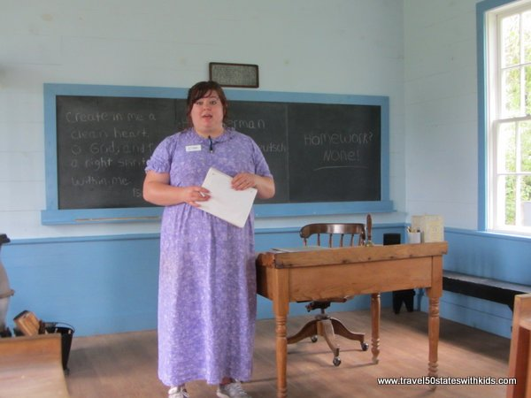 Amish Acres Schoolhouse