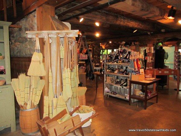 Amish Acres shops