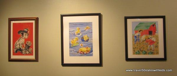 Dorothy Grider book illustrations Kentucky Museum