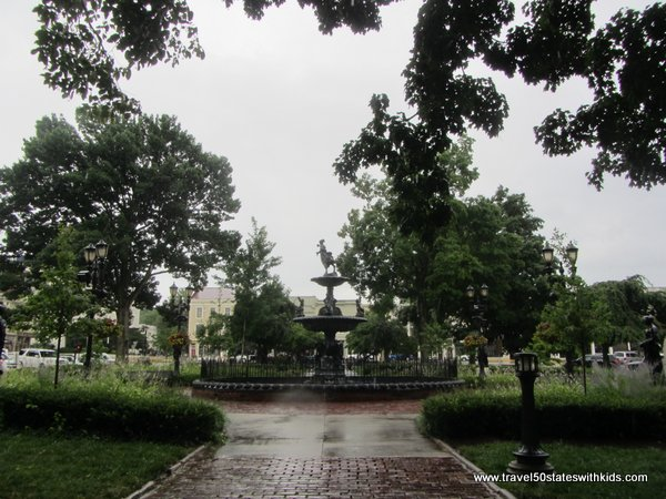 Historic Fountain Square - Bowling Green Kentucky