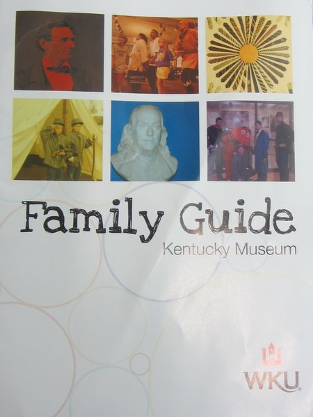 Kentucky Museum Family Guide