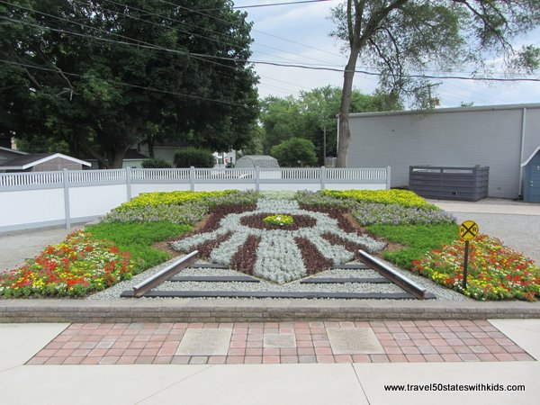Quilt Gardens - Nappanee...On Track