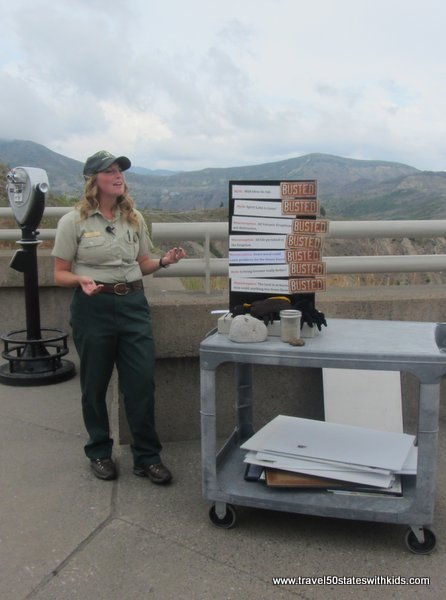 Ranger Program at Mount St. Helens National Volcanic Monument