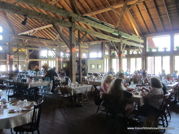 Restaurant at Amish Acres
