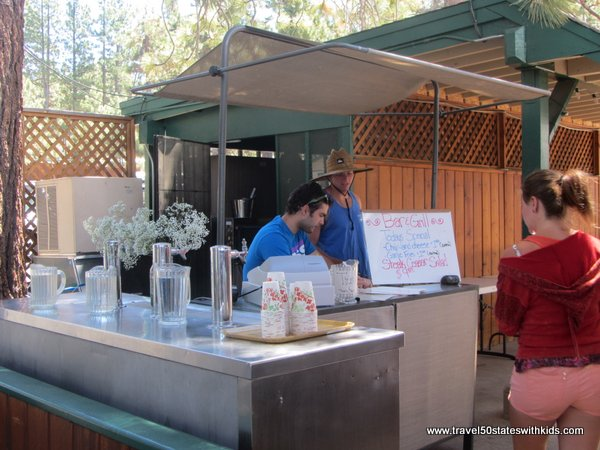 Restaurant at Round Hill Pines Beach and Marina Lake Tahoe