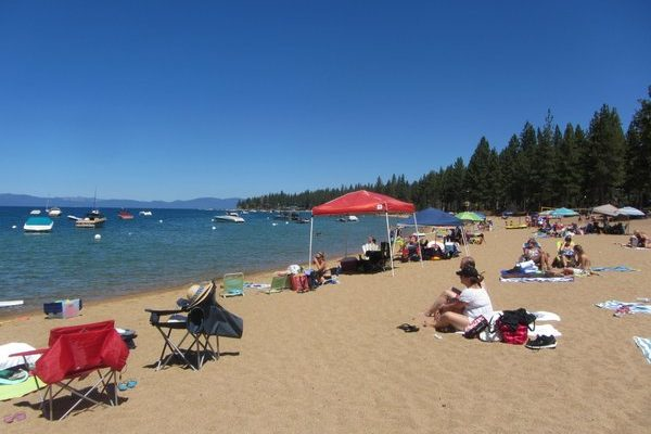 Nevada – Round Hill Pines Beach & Marina on Lake Tahoe