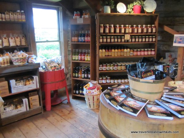 Shop at Amish Acres